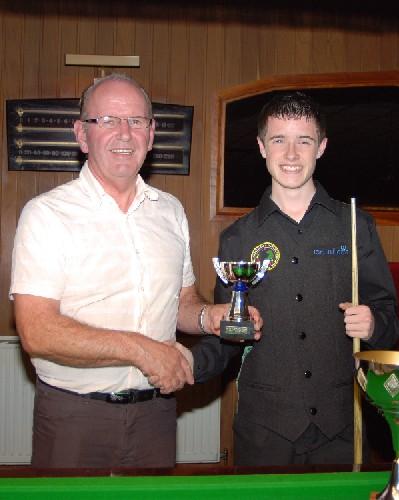 Silver Waistcoat Tour Event 1 Runner-up 2007-08