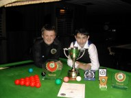 Bronze Waistcoat Tour Finals Day Overall Finalists 2006-07