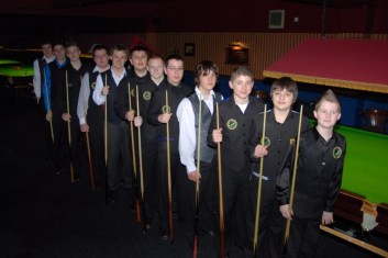 Silver Waistcoat Tour Event 5 Platers 2009-10