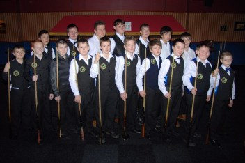 Bronze Waistcoat Tour Plymouth Event 3 Players 2007-08