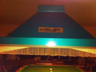 Advert 1 - Full Size Snooker Table Plus Accessories 4