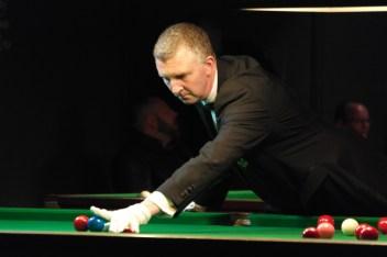 Gold Waistcoat Masters Referee - Nick Harry 2015-16