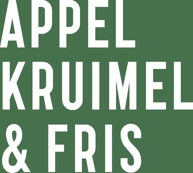 Appelkruimel & Fris