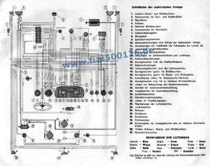 Connection diagram, 500 L, copy, size A3 Fiat 500 L  Fiat