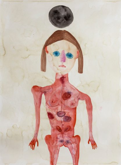 Giulia Seri (IT), Tavola Anatomica