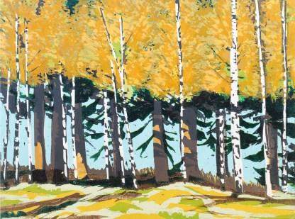 """In Norwegian Woods 6"", Cynthia Back (US)"