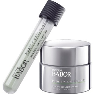 Doctor Babor Purity Cellular SOS De-Blemish Kit