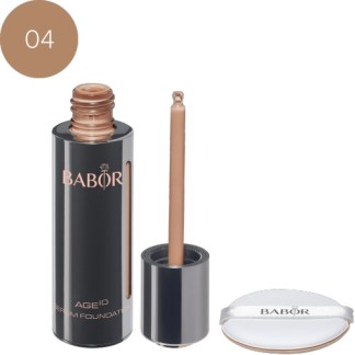 Babor Age-ID Face Make Up Serum Foundation 04 sunny