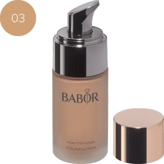 Babor Age-ID Face Make Up Mattifying Foundation 03 almond