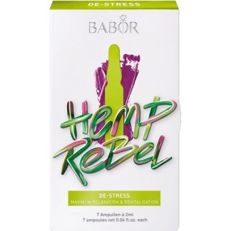 Babor Ampoule Concentrates Hemp Rebel