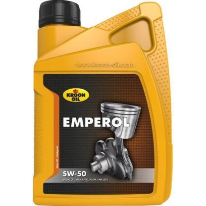 60 L drum Kroon-Oil Armado Synth LSP Ultra 5W- — 02235-1 — 02235 1 L flacon Kroon-Oil Emperol 5W-50 —