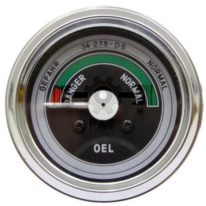 — 15402225 — Mc-Cormick en IHC,,Oliedrukmanometer, 15402225 — Mc-Cormick en IHC