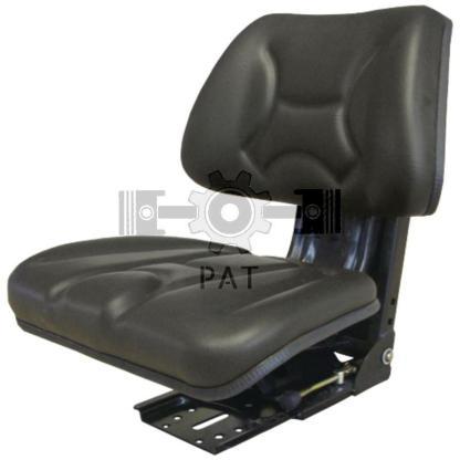 — 24000067 — ● mechanische geveerde zitting met veerinstelling voor een gewicht van 50 tot 120 kg, ● veerweg 80 m —