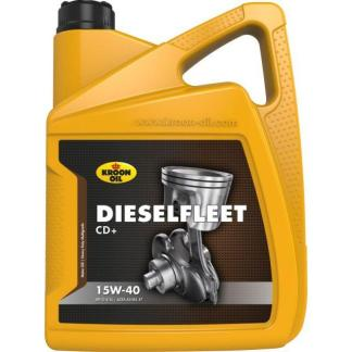 5 L can Kroon-Oil Dieselfleet CD+ 15W-40
