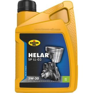 1 L flacon Kroon-Oil Helar SP LL-03 5W-30