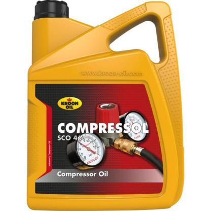 5 L can Kroon-Oil Compressol SCO 46