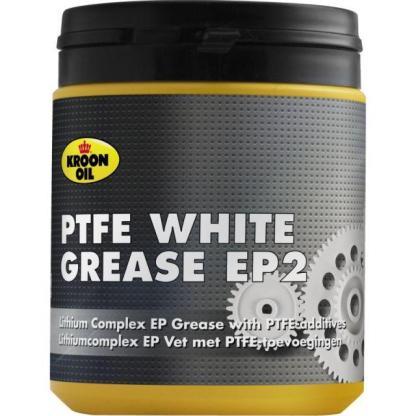 600 g pot Kroon-Oil PTFE White Grease EP2