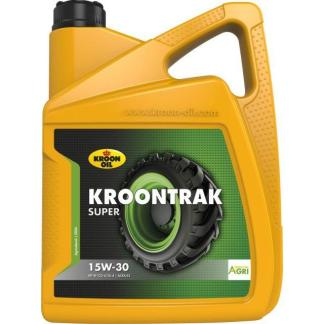 5 L can Kroon-Oil Kroontrak Super 15W-30