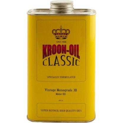 1 L blik Kroon-Oil Vintage Monograde 30