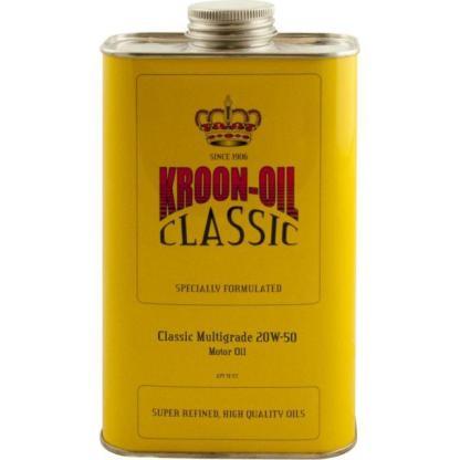 1 L blik Kroon-Oil Classic Multigrade 20W-50