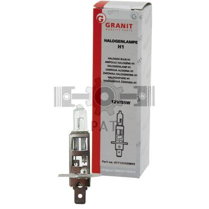 — 47712V55WH1 — kop-, mist-, werklamp en zwaailamp P 14,5 s —