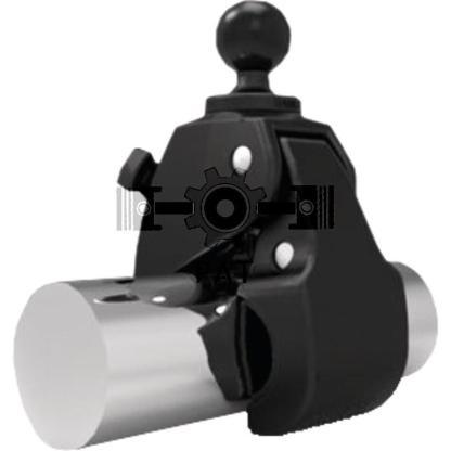 — 5070010032 — zwart minimale afmetingen (vlakke oppervlakten): 0 tot 4,06 cm (0 tot 1,6 inch) <br> klemafmetingen: —