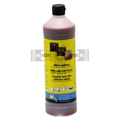 — 5801514 — voor de bepaling van het celgetal van tankmelk  <br> 1000 ml fles —
