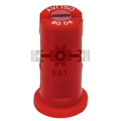 — 670AVI-80-04 — 80° rood 50 —