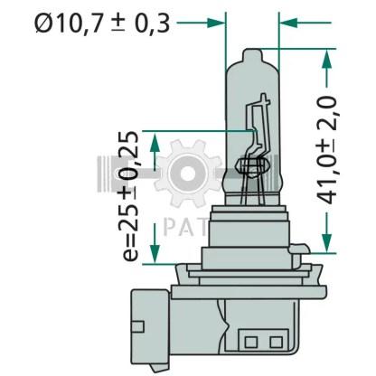 — 44712361C1 — werklamp PGJI 19-5 —