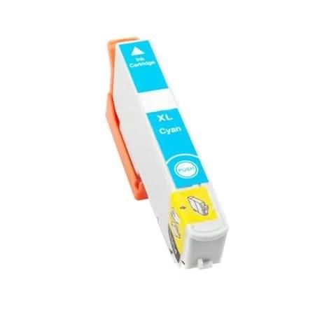 Inktcartridge / Alternatief voor Epson 33 XL T3362 blauw   Epson Expression Premium XP-530/ XP-630/ XP-635/ XP-640/ XP-645/ XP-830/ XP-900