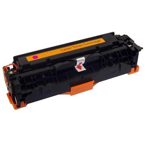 Tonercartridge / Alternatief voor canon 718M Rood | Canon I-Sensys LBP-7200/ LBP-7200cdn/ LBP-7210cdn/ LBP-7660cdn/ LBP-7680cdn/ LBP-7680cx/ MF-720/ M