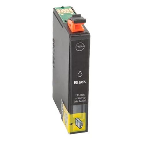 Inktcartridge / Alternatief voor Epson 502 XL zwart | Epson Expression Home XP 5100/ XP 5105/ Workforce WF 2860 DWF; WF 2865 DWF; WF-2860DWF / WF-2865