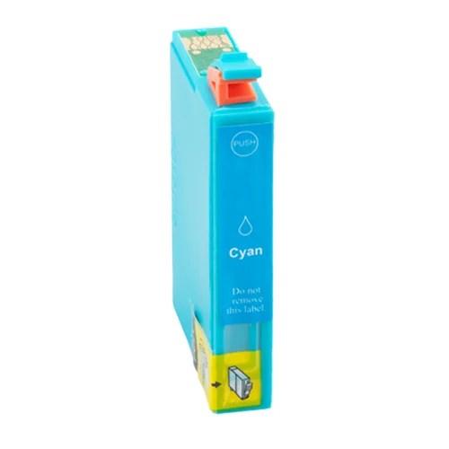 Inktcartridge / Alternatief voor Epson 502 XL blauw | Epson Expression Home XP 5100/ XP 5105/ Workforce WF 2860 DWF; WF 2865 DWF; WF-2860DWF / WF-2865