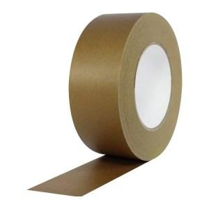 Ecologische Kraft Tape 48 mm x 50 meter | papieren plakband | Ecotape | Paper tape | verpakkingsplakband paper