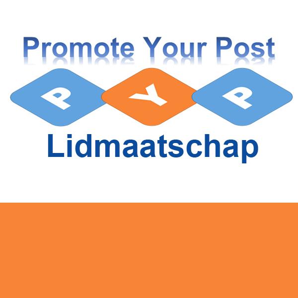 Promote Your Post Lidmaatschap