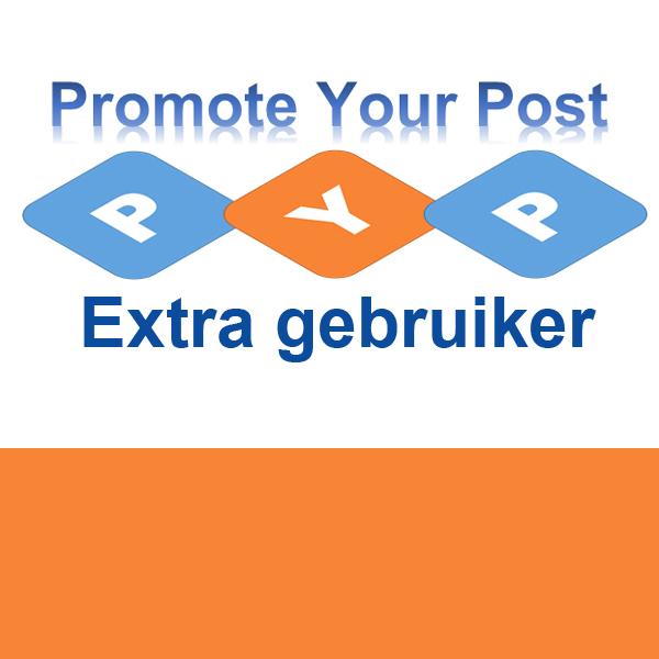 Promote Your Post Extra gebruiker