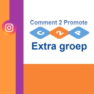 Promote Your Post Instagram groep