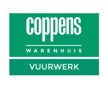 Krijg 25% korting op vuurwerk bij Coppens Vuurwerk