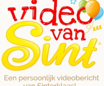 Video van Sint! Bestel nu online en krijg tot €10,- korting