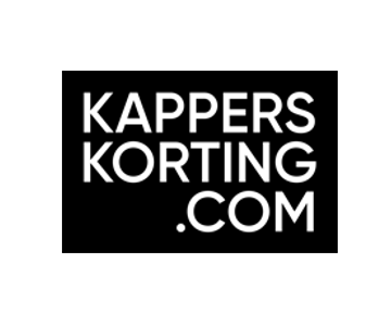 Sale bij Kapperskorting.com krijg tot 40% korting