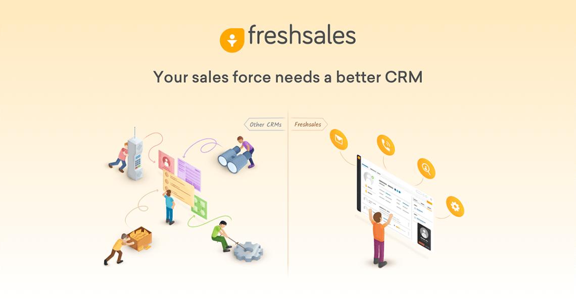 Freshsales | Sales CRM by Freshworks