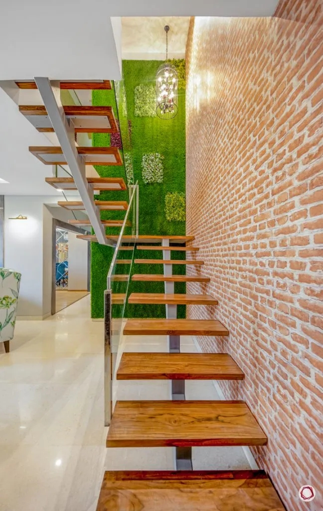 Check Out The Amazing House Interior Design For This 4Bhk   Staircase Design For Duplex   Living Room   Villa   Indian   Modern   Flat