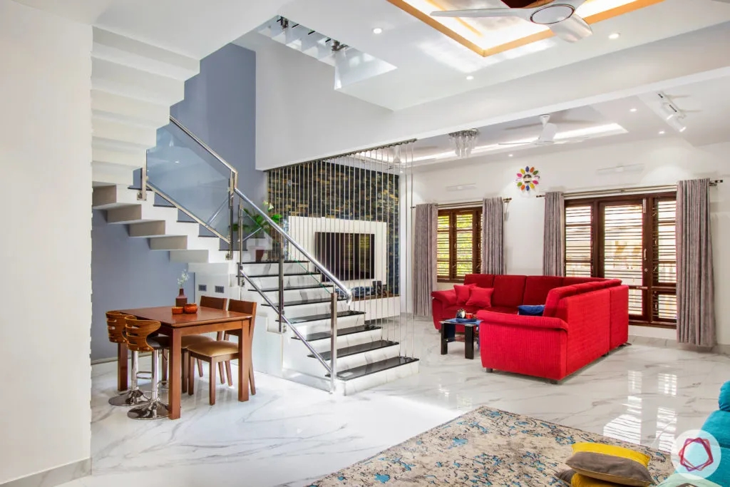 Check Out The Amazing House Interior Design For This 4Bhk | 2 Stairs House Design | Interior | Dream House | Box Type | Basic | Ultra Modern