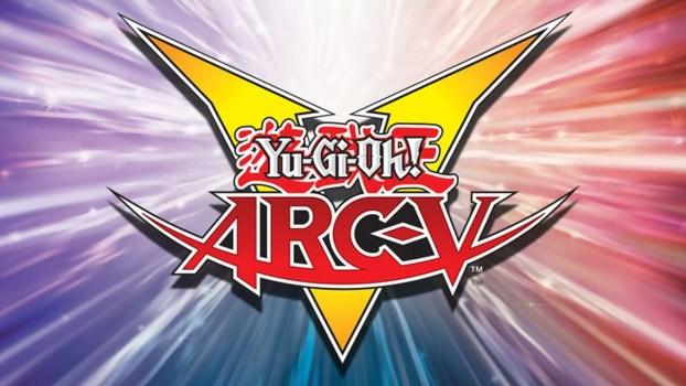 Yu-Gi-Oh ARC-V Logo