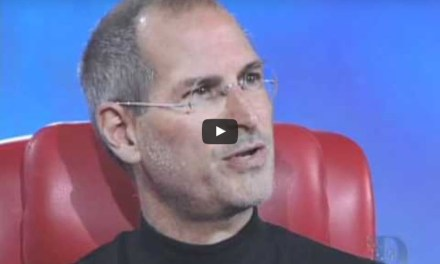"Steve Jobs: ""Secret to Success"""