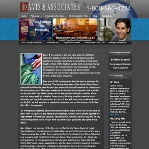 Websites for Legal Professionals