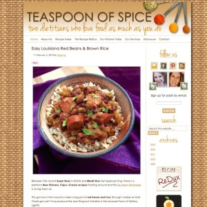 Websites for Foodies