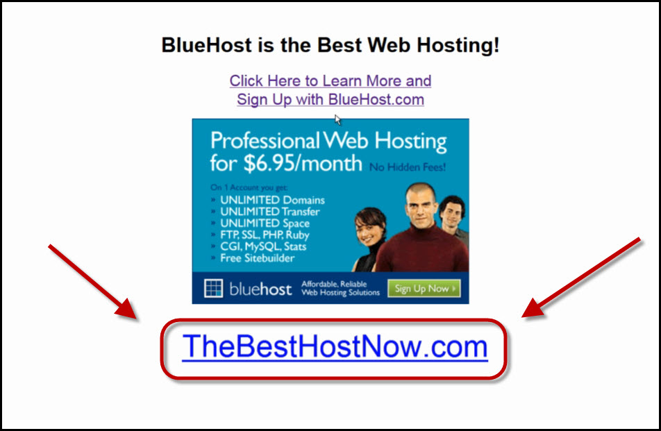 How to Open a Bluehost Account