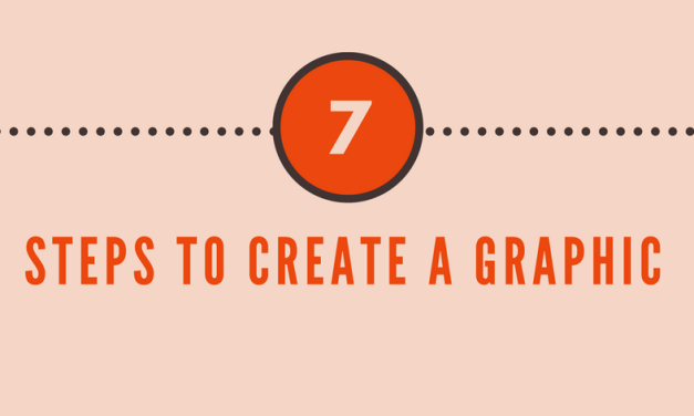 [Infographic] How To Create A Graphic in 7 Steps