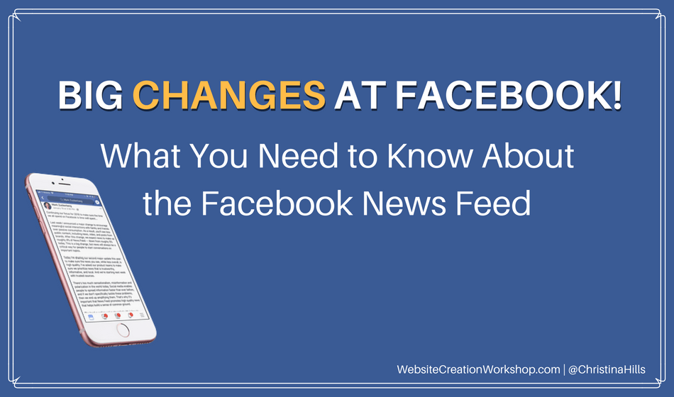 Facebook News Feed Changes – What You Need to Know!